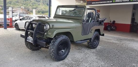 Jeep Willysys V6