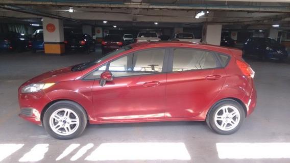 Ford Fiesta 1.6 Se Hatchback Mt 2017