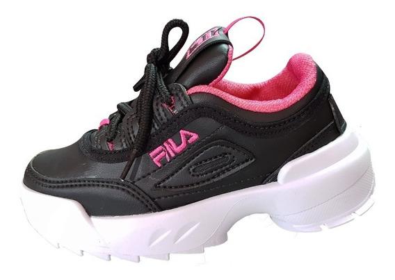 Zapatos Fila Para Niñas