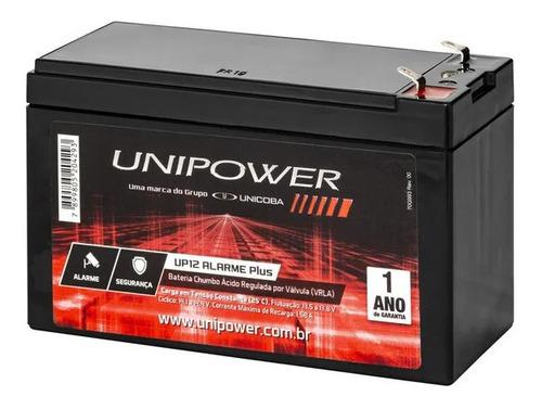 1 Pç Unipower 12v Cerca Elétrica Central Alarme
