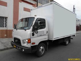Hyundai Hd65-furgon