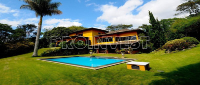 Casa Residencial À Venda, Granja Viana, Vila De São Fernando (são Fernando Golf Club), Cotia - Ca1794. - Ca1794