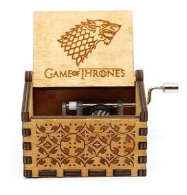 Caixa Caixinha De Musica Game Of Trones Got Pronta Entrega