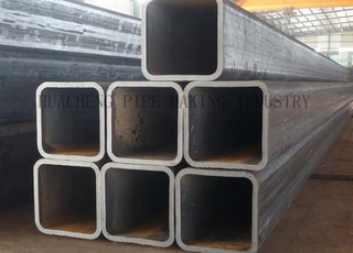 Tubo Estructural 200x200 8.4mm 12mts