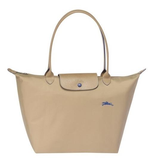 Le Pliage Bolso Shopper L Beige Longchamp
