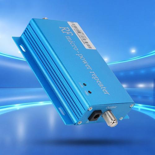 Imagen 1 de 9 de Minigsm980 - Amplificador Repetidor De Señal (10 M, Pequeño)