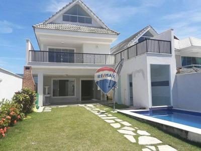Casa Residencial À Venda, Vargem Grande, Rio De Janeiro. - Ca0017