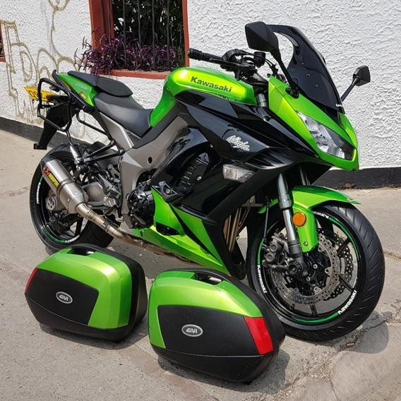 Kawasaki Z1000sx 2012