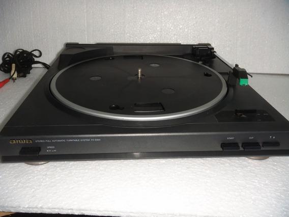 Toca Discos,hibrido, Aiwa, Mod. Px-e900h Full Automatic