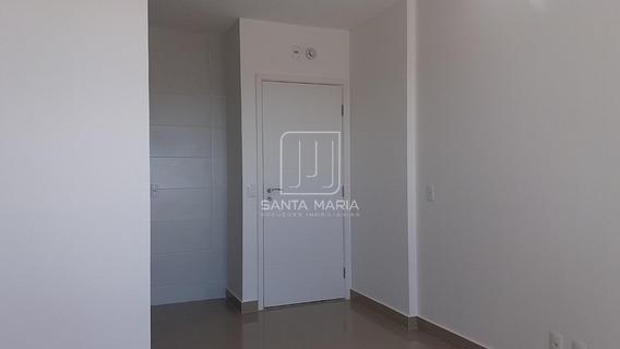 Flat (flat) 1 Dormitórios, Cozinha Planejada, Portaria 24 Horas, Elevador, Em Condomínio Fechado - 57634aljll