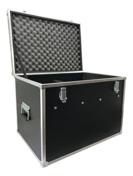 Hard Case Baú P/ 4 Moving Beam 100w 4x25 Caleidoscopio - Nfe