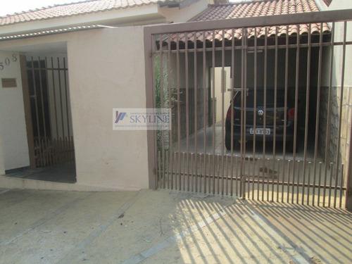 Casa A Venda No Bairro Parque Das Aroeiras Em São José Do - 592-1