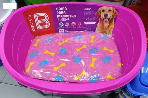 Cama Para Perros  S  + Colchoneta