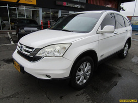 Honda Cr-v Exl At 2.4
