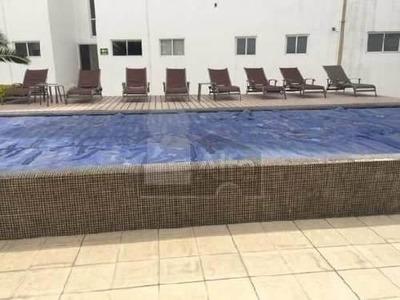 Se Renta Departamento Penthouse Tipo Loft, Zona La Noria En Puebla. Totalmente Amueblado Y Equipado. Consta: Una Habitación Con Baño Y Vestidor, Sala Con T.v. De Plasma De 50