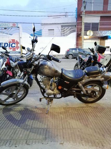 Guerrero Gmx 150 2012 - Gris 4 Tiempos - Bikes Gp