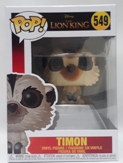 Funko Pop 549 Timon The Lion King- Original