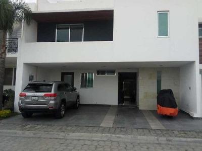 Se Vende Casa En Angelópolis, Cluster Santo Domingo
