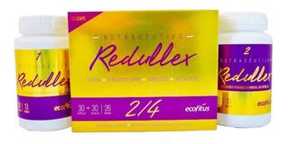 Redullex Emagreça Perca Peso C/ 60 Cps Suplemento Cafeína