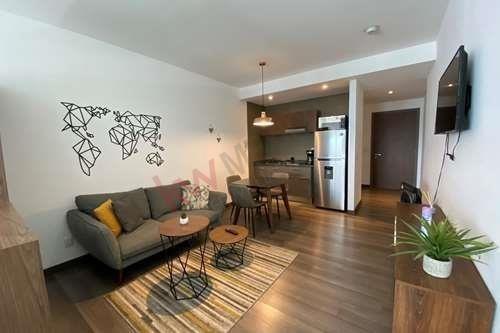 Venta Departamento Loft, Be Grand Alto, Polanco $3,250,000