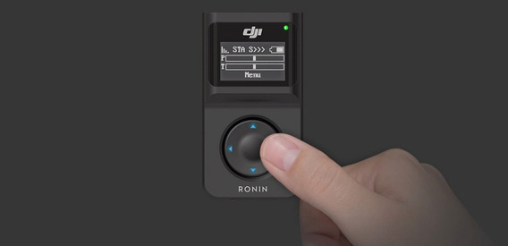Wireless Thumb Controller For Ronin-m