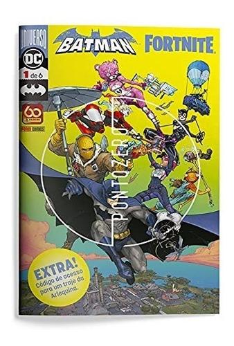 Livro - Batman/fortnite Volume 1 - Novo
