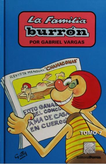 La Familia Burrón Tomo 7 Libro Humor Gabriel Vargas Porrúa
