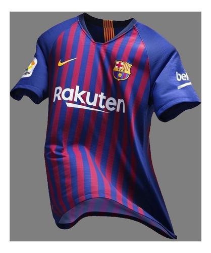 2ce1689aa9 Envío gratis · Camiseta Barcelona 2018 2019 Version Stadium Original