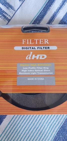 Filtro Nd Variável 58mm