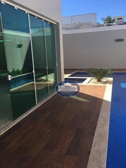 Imóvel Impecavel :casa Com 3 Dormitórios Para Alugar, 325 M² Por R$ 5.000/mês - Ca1373