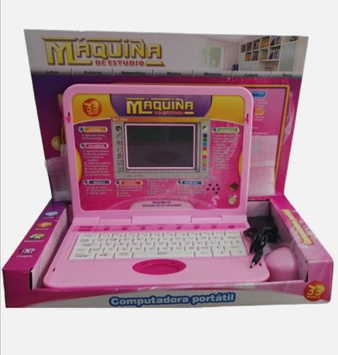 Computador Didáctico Juguete Niños Con Mause