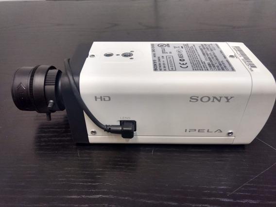 Cámara Sony Ipela Hd Snc-ch120 Vision Nocturna Poe