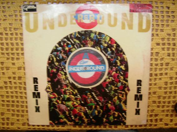 Underground Remix 1 - Maxi 12 Vinilo Gapul