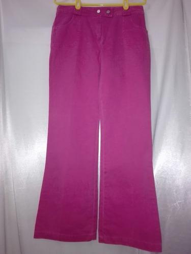 Pantalon Oxford De Jean Jazmin Chebar Talle 3