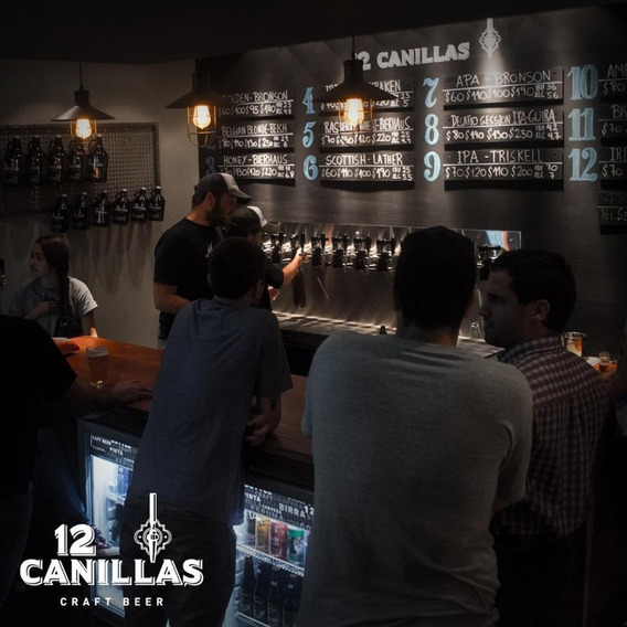 Estacion De Recarga De Cerveza