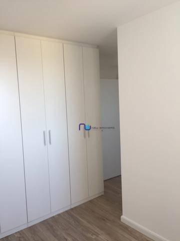 Apartamento Com 2 Dormitórios Para Alugar, 55 M² Por R$ 1.400/mês - Vila Industrial - Campinas/sp - Ap3733