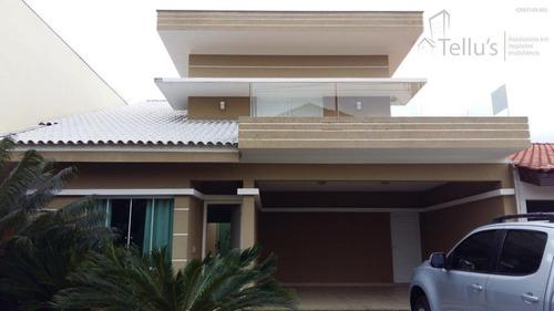 Sobrado 3 Suítes À Venda, 299 M² Por R$ 990.000 - Condomínio Valença - Sorocaba/sp - Ca0902
