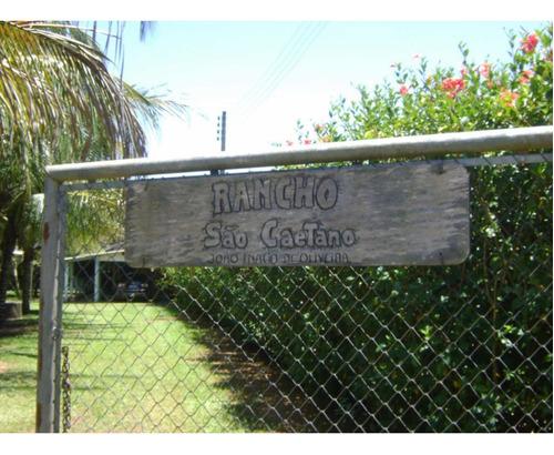 Aluguel Rancho Na Beira Do Rio Paranazao Em Castilho -sp