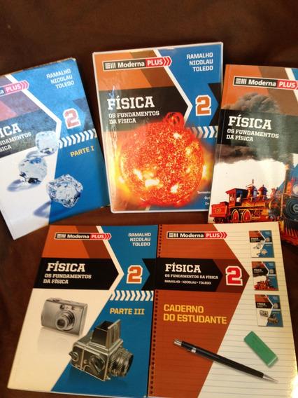 Livro Física 2 Fundamentos Física Ramalho,nicolau,toledo
