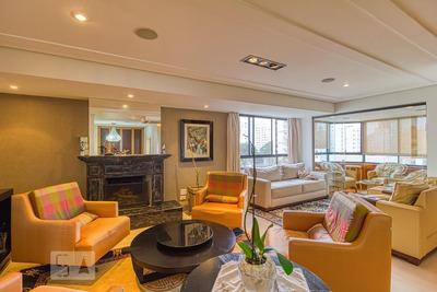 Apartamento No 5º Andar Mobiliado Com 3 Dormitórios E 3 Garagens - Id: 892856976 - 156976