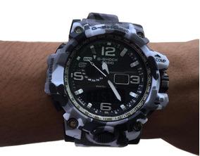 G Shock Casio Lançamento Relogio Masculino Com Caixa Militar
