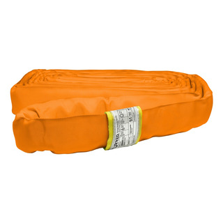 Eslinga Redonda Sin-fin Color Naranja, Largo 4 M Er74 Urrea