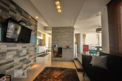Apartamento No 9º Andar Com 3 Dormitórios E 2 Garagens - Id: 892932196 - 232196