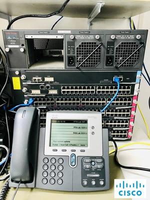 Assistência Técnica Cisco
