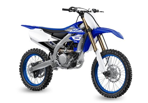 Yamaha Yz-250f 2020 0km