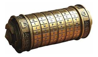 Rompecabezas Codigo Juego Miniatura Del Código Da Vinci