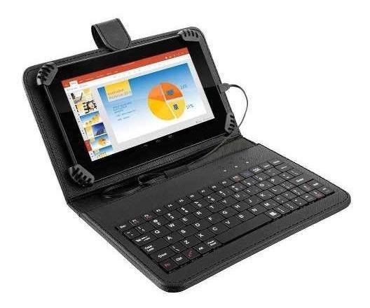 Tablet M7s Plus C/teclado Wifi Tela 7 Multilaser - Nb283