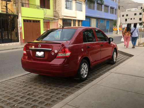 Nissan Tiida 2013 Dual  Impecable Full Equipo.
