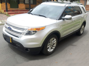 Ford Explorer 2012 4x4 Limited Techo Panoramico