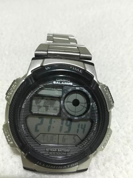 Relógio Casio Ae-1000w